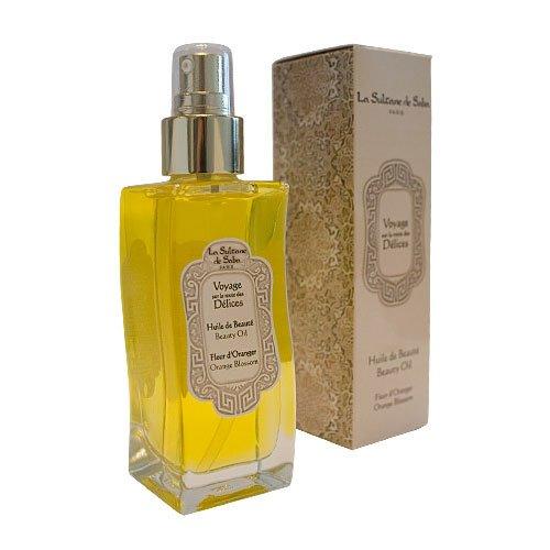Масло для тела «Апельсиновые цветы» 100мл — La Sultanе De Saba Уход за телом Фотография