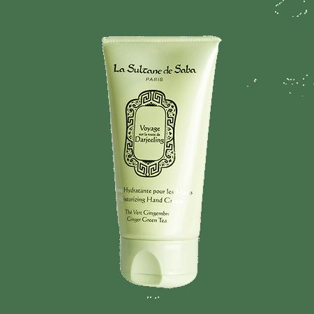 Увлажняющий крем для рук Зеленый чай/Имбирь 50мл — La Sultanе De Saba Уход за телом Фотография