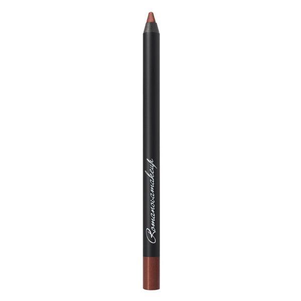 Карандаш для глаз Sexy Smoky Eye Pencil Amber dust — Romanova make up Уход за лицом Фотография