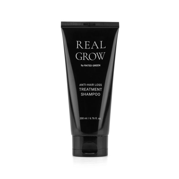 Шампунь против выпадения волос, 200 мл — Rated Green Уход за волосами Фотография