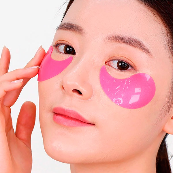 Hyaluron Rose Peptide 9 Ampoule Eye Patch (60р) Гидрогелевые патчи с экстрактом розы — MEDI-PEEL Уход за лицом Фотография