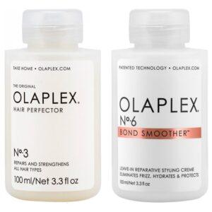 Olaplex No.6 Bond Smoother / Несмываемый крем «Система защиты волос» 100 мл Уход за волосами Фотография