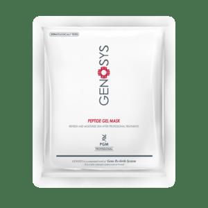 Пептидная гидро-гелевая маска — GENOSYS Уход за лицом Фотография