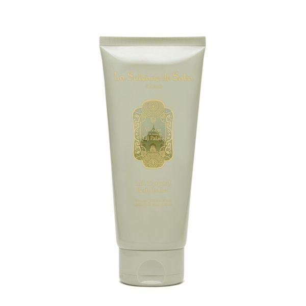 Молочко для тела Мускус/Ладан/Роза 200мл — La Sultanе De Saba Уход за телом Фотография