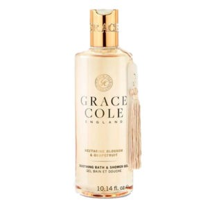 Grace Cole Travel Miniatures — гель для душа «Цветок нектарина и грейпфрут» 100 мл — Grace Cole Уход за телом Фотография