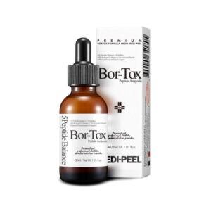 Bor-Tox Peptide Ampoule (30ml) Сыворотка с эффектом ботокса — MEDI-PEEL Уход за лицом Фотография