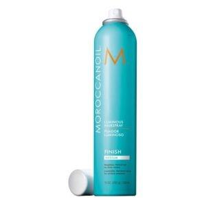 Лак эластичной фиксации Luminous Hairspray 330мл  — Moroccanoil Уход за волосами Фотография