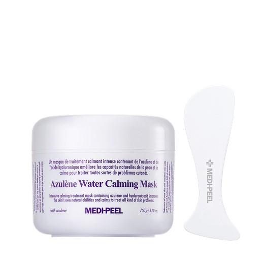 Azulene Water Calming Mask (150g) Успокаивающая и увлажняющая маска с азуленом — MEDI-PEEL Уход за лицом Фотография