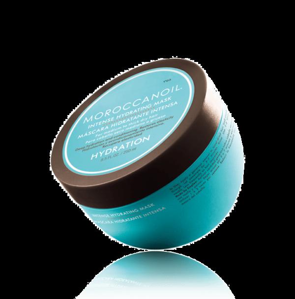 Маска интенсивно увлажняющая «Intense Hydrating Mask» 250 мл.  — Moroccanoil Уход за волосами Фотография