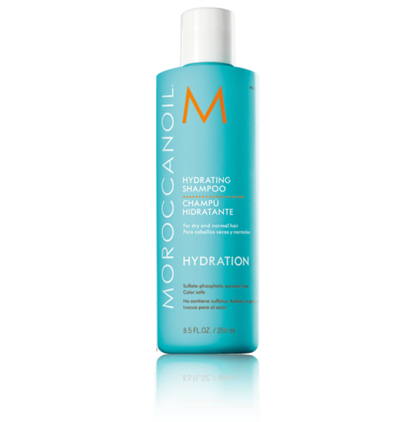 Увлажняющий шампунь «Hidrating Shampoo» 250мл  — Moroccanoil Уход за волосами Фотография