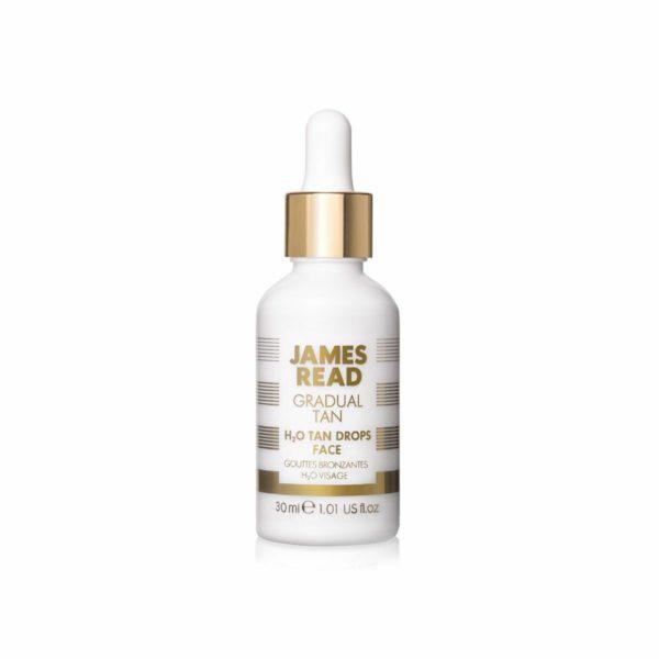 Капли-концентрат — освежающее сияние H2O TAN DROPS FACE 30 ml — James Read Уход за лицом Фотография