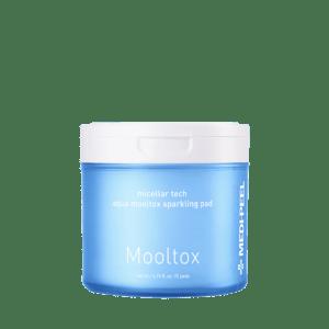 Aqua Mooltox Sparkling Pad (70ea) Увлажняющие очищающие пэды — MEDI-PEEL Уход за лицом Фотография