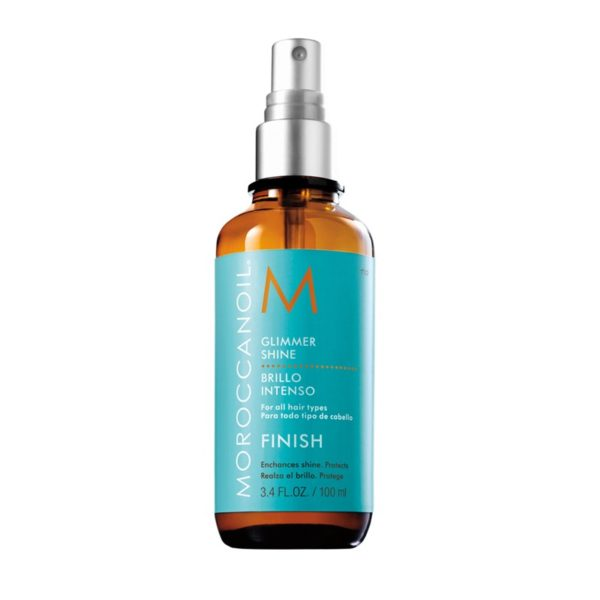 Мерцающий блеск для волос «Glimmer Shine» 100 мл  — Moroccanoil Уход за волосами Фотография