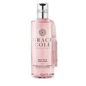 Grace Cole Travel Miniatures — гель для душа «Дикий инжир и розовый кедр» 100 мл — Grace Cole Уход за телом Фотография