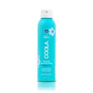 Солнцезащитный спрей для тела без запаха SPF 50 177 мл — COOLA Уход за телом Фотография