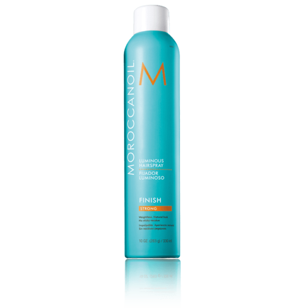 Лак сильной фиксации 330мл  «Luminous Hairspray Strong»  — Moroccanoil Уход за волосами Фотография