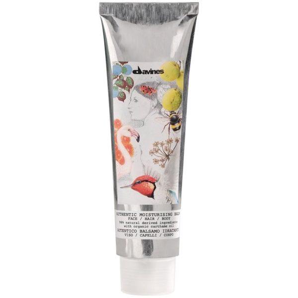 Authentic увлажняющий бальзам для лица, волос, тела — Authentic moisturizing balm face/hair/body 150ml  — Davines Уход за волосами Фотография