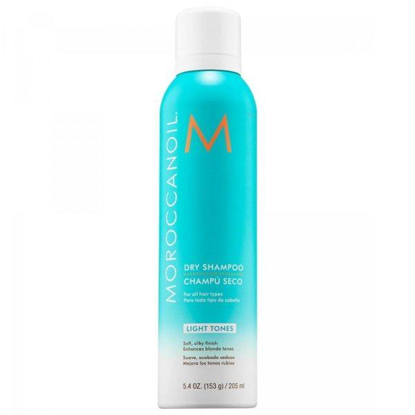 Сухой шампунь для светлых волос 205мл  — Moroccanoil Уход за волосами Фотография