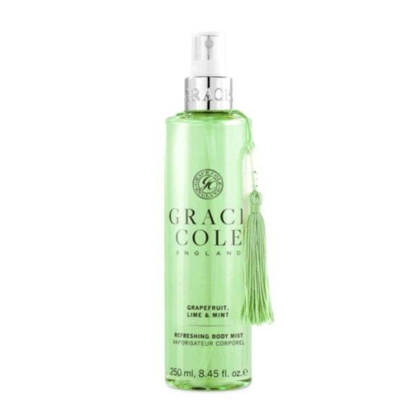 Grace Cole/Спрей для тела Грейпфрут, лайм и мята 250мл./Grapefruit Lime & Mint — Grace Cole Уход за телом Фотография