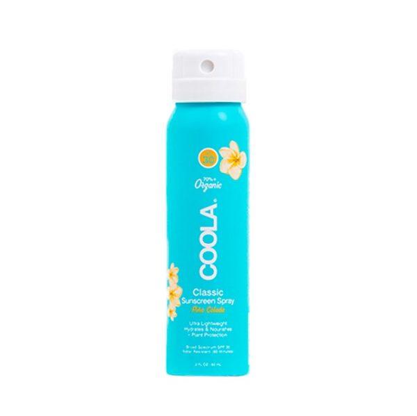 Солнцезащитный спрей для тела «Пина колада» SPF 30 60 мл — COOLA Уход за телом Фотография
