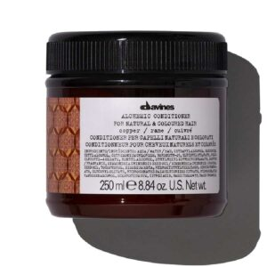 ALCHEMIC CONDITIONER Кондиционер «АЛХИМИК» для натуральных и окрашенных волос (медный) — Davines Уход за волосами Фотография