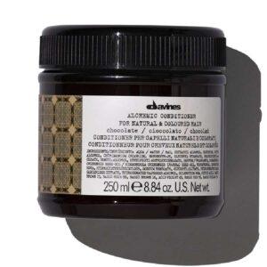 ALCHEMIC CONDITIONER  «АЛХИМИК»для натуральных и окрашенных волос (шоколад) — Davines Уход за волосами Фотография