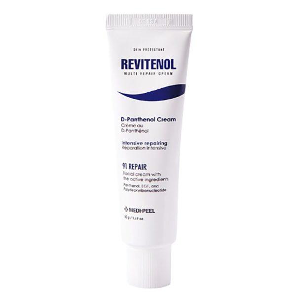 Revitenol Multi Repair Cream (50ml) Восстанавливающий крем с полинуклеотидами — MEDI-PEEL Уход за лицом Фотография