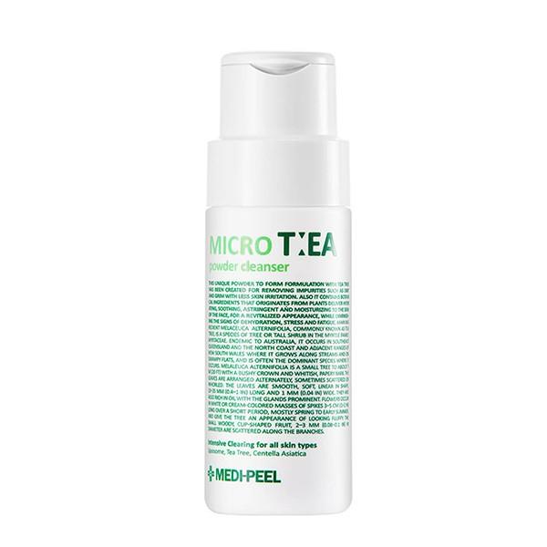 Micro Tea Powder Cleanser (70g) Глубоко очищающая энзимная пудра — MEDI-PEEL Уход за лицом Фотография