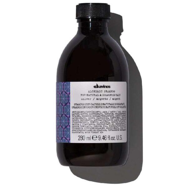 ALCHEMIC SHAMPOO Шампунь «АЛХИМИК» для натуральных и окрашенных волос (серебряный) — Davines Уход за волосами Фотография