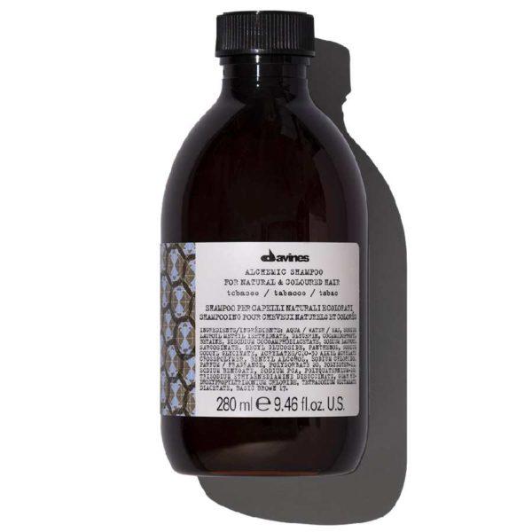 ALCHEMIC SHAMPOO Шампунь «АЛХИМИК» для натуральных и окрашенных волос (табак) — Davines Уход за волосами Фотография