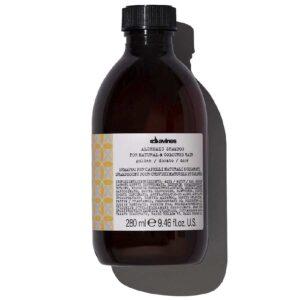 ALCHEMIC SHAMPOO Шампунь «АЛХИМИК» для натуральных и окрашенных волос (золотой) — Davines Уход за волосами Фотография