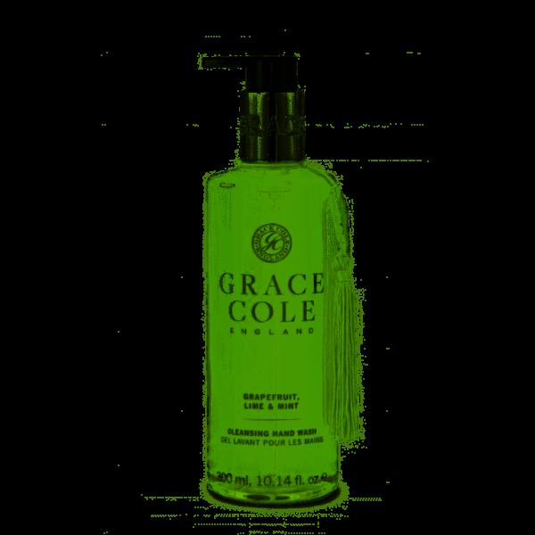 Мыло для рук Грейпфрут, лайм и мята 300мл./Grapefruit Lime & Mint — Grace Cole Уход за телом Фотография