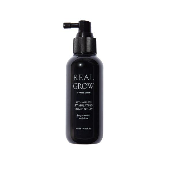 Спрей для кожи головы против выпадения волос 120 мл — Rated Green Уход за волосами Фотография