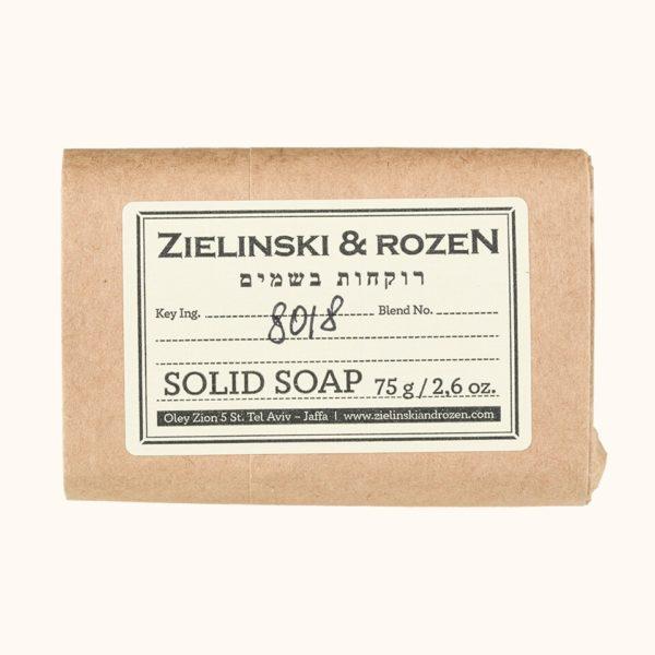 Твердое мыло «8018» (75гр) — Zielinski & Rozen Уход за телом Фотография