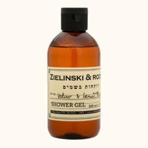 Гель для душа Ветивер, Лимон, Бергамот (300мл) — Zielinski & Rozen Уход за телом Фотография