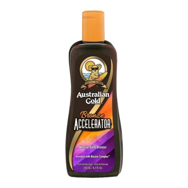 Accelerator Spray Gel w/Bronzer 237ml — Australian Gold Уход за телом Фотография