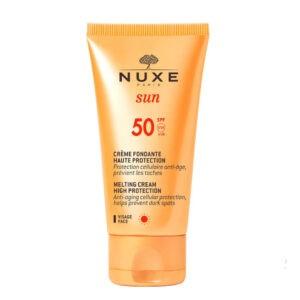Солнцезащитный крем для лица Sun SP50 50ml — Nuxe Уход за телом Фотография