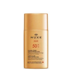 Солнцезащитная эмульсия для лица Sun SPF 50 50 ml — Nuxe Уход за телом Фотография