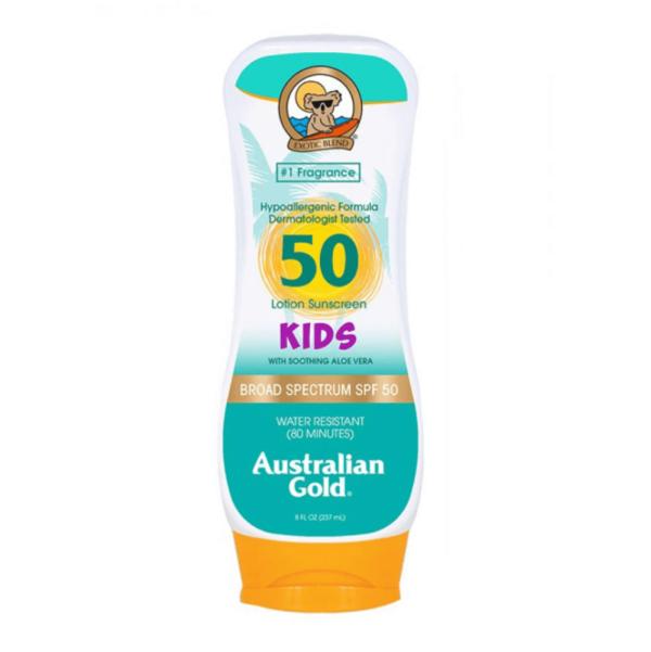 SPF 50 Lotion KIDS 237 мл. — Australian Gold Уход за телом Фотография