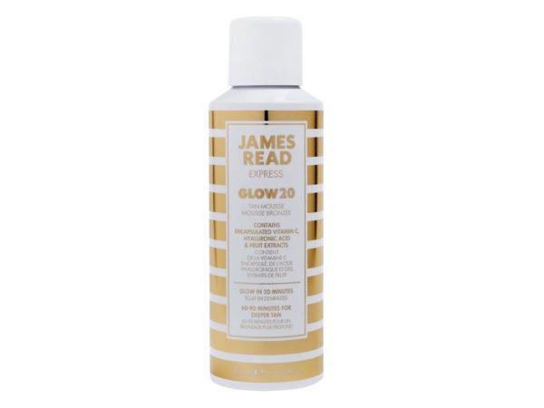 Мусс для быстрого загара Mousse Glow 20 — James Read Уход за телом Фотография