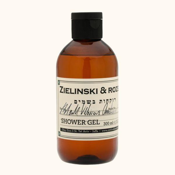 Гель для душа «199» Черный ветивер, амбра (300мл) Zielinski&Rozen Уход за телом Фотография