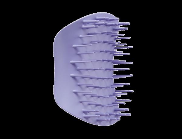 Щетка для массажа головы The Scalp Exfoliator and Massager Lavender Life — Tangle Teezer Уход за волосами Фотография