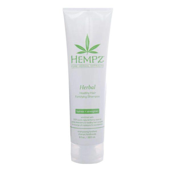 Шампунь растительный укрепляющий «здоровые волосы» 265мл — Hempz Уход за волосами Фотография