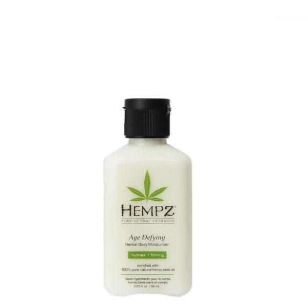 Молочко для тела увлажняющее Антивозрастное 66мл — Hempz Уход за телом Фотография