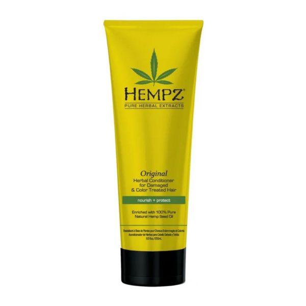 Кондиционер растительный укрепляющий «здоровые волосы» 265мл — Hempz Уход за волосами Фотография