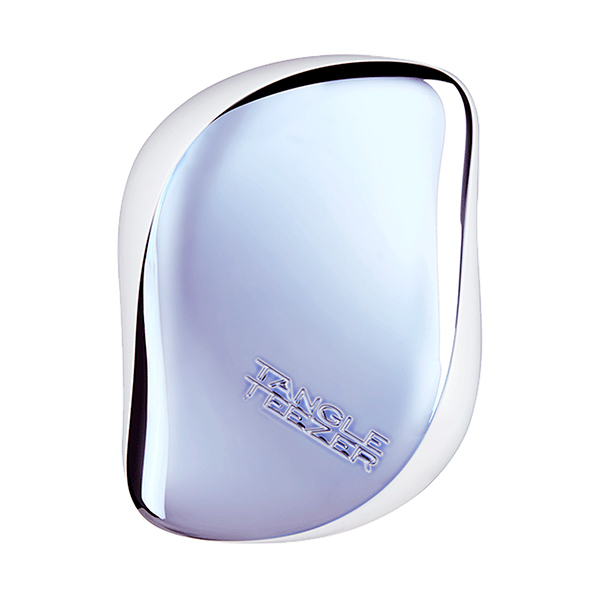 Расческа с зеркалом Compact Styler Mirror Blue — Tangle Teezer Уход за волосами Фотография