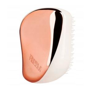 Расческа Compact Styler Rose Gold Luxe — Tangle Teezer Уход за волосами Фотография