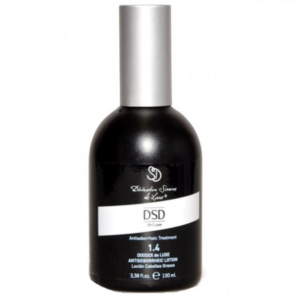 Лосьон от перхоти Диксидокс Де Люкс Dixidox de Luxe antidandruff lotion 100 мл — DSD Уход за волосами Фотография